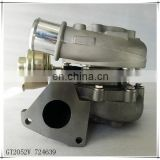 724639-0002 724639-0004 Turbo for Nissan Patrol Engine ZD30ETi