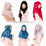 Newest useful for nearly any dress long chiffon muslim headscarf HIJAB