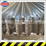 Hot Dip Metal Galvanized AASHTO W Beam Highway Guardrail                                                                         Quality Choice