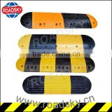 500mm Width Safety Recycled Rubber Speed Bump
