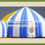 Commercial outdoor inflatable car tent