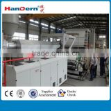 LDPE/ HDPE/ LLDPE/ CPE PE casting film making machine, plastic flat film extrusion machine
