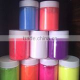 Fluorescent Ruby red Pigment for painting
