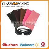 Hot selling cheap custom eye glasses pouch for promotion                                                                         Quality Choice