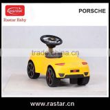 Rastar simulation plastic baby ride on toys car all certificate