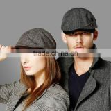 Unisex gender blank customized cotton ivy cap wholesale