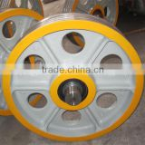 Grey Iron, Ductile Iron Wire Rope Sheaves