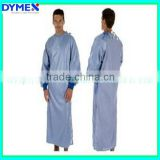 Dymex Medical Isolation Gown/Reinforced Surgical Gown/PP Disposable Gown/ Waterproof/Discount