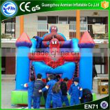 Cheap inflatables water slide water bouncy slide spiderman inflatable for sale                                                                                                         Supplier's Choice