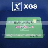 Rfid CR80 Blank Key Tags PVC Cards For Hotel