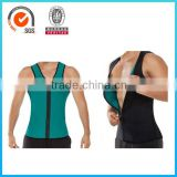 Hot Control tank tops mens Slimming tank tops Body Shapers Super Stretch Neoprene shaper
