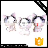 Cat Statue, Polyresin Cat Decor, Cat Money Box