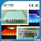 Color changing Removable illuminated wedding dance floor lightings