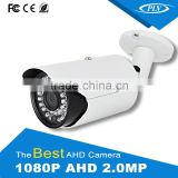 PLV best selling cmos home security kamera 1080p infrared bullet 2.0 mp hd cctv camera
