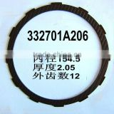 ATX 722.6 Automatic Transmission 332701A206 friction plate Gearbox automotive Spare part Clutch Plate