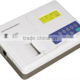 Cheap price of Single Channel portable ECG Machine