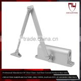 Premium Aluminum Alloy Adjust Two Speed Ball Catch Cabinet Door Closer