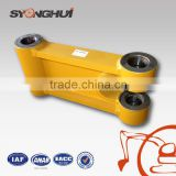 Excavator parts bucket link YC35 , H link from China factory ,Excavator support arm