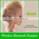 Fineblue Mate8 Funny Cool Stereo Wireless Headset Blutooth Headphone