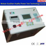 Automatic different frequency dielectric loss tester,his type of equipment is used for measuring the dielectric loss and capacit