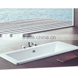 UPC/cUPC certified mini-indoor-hot-tub,cheap plastic tub,small plastic bath tub