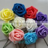 cheap price factory handmade rose artificial foam rose                                                                         Quality Choice