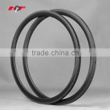 china full carbon gloss / matte finish 700c tubular rim