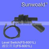 Side mounted Magnetic level switch