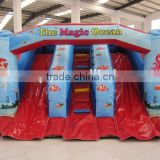 2015 customized inflatable slide/ giant inflatable slide from China factory                                                                         Quality Choice