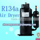 Compressor for desiccating machine dry washer moisture absorber drying machine compressor portable clothes dryer