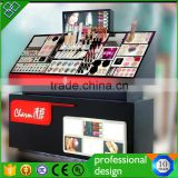 2016 New Makeup Display Table Boutique Front Counter For Cosmetics Shop Showcase Display Stand Furniture