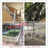 Alibaba China Manufacture Decorative Wrought Iron Picket Fence/Metal Fence for Home,Garden,Villa