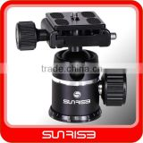 SUNRISE New Arrival Digital Camera Fluid Ball Head Mount