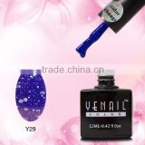 professional YENAIL Changing 029 soak off camouflage , best new lacquer fashion salon uv gel nail polish