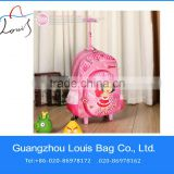 kids children backpacks,fashion best selling kids school bag with wheels,custom OEM children school bag