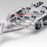 2 Axle Boat Trailer Manufacturer