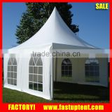 Arabic 5 x 5 aluminum pagoda party gazebo tents for sale                                                                         Quality Choice