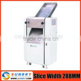 Rice noodle making machine Slice Width 288mm steam noodle machine 750w electric noodle making machine for CE (SY-NM288 SUNRRY)                                                                         Quality Choice