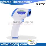 Non Contact Body Forehead IR Infrared Thermometer Laser LCD Digital Temperature Gun with Backlit(S-EW04)