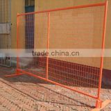 Canada 6ft*9ft temporary fence / metal temporary welded fence panels/temporary construction fence for sale