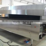 Arabic pita bread gas bakery tunnel oven