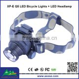 XPE Q5 LED 350Lm 3Mode LED Rechargeable Headlamp