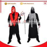 2016 cosplay party sexy vampire movies red devil halloween costume for man