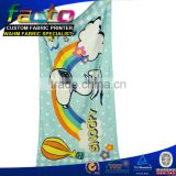 Customized Beach Towel, Quick Dry Fabric, Soft Material
