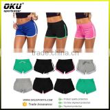 England American gym New Ladies Womens Girl Running shorts Sports, blank board shorts wholesale Hot Pants