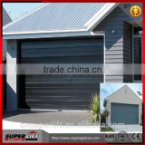 High Security Residential Remote Control Garage Door / Remote Control Automatic Garage Door