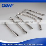 wire braided hydraulic hose 6mm hose fitting                                                                                                         Supplier's Choice