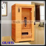 High quality combined shower infrared sauna room