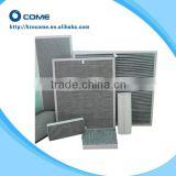 high efficiency activated carbon cabin filter paper