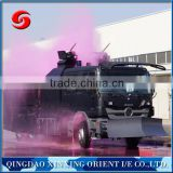 jet water cannon/anti riot water cannon vehicle/ armored vehicle water cannon for riot